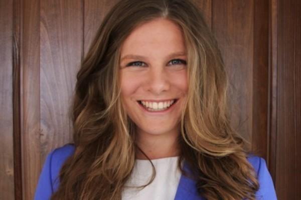 Rebecca johnson headshot