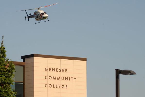 Gcc nursingrecognitionceremony flyby