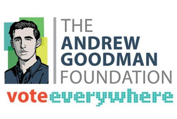 Andrew goodman foundation vote everywhere