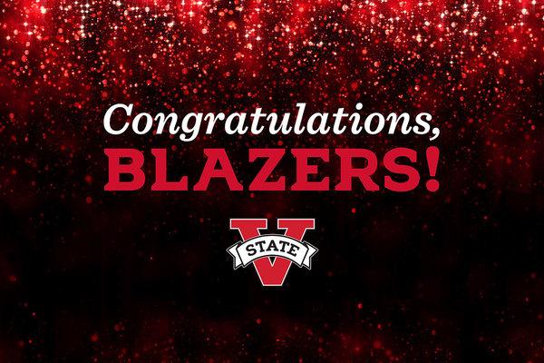 Congratulations blazers 1