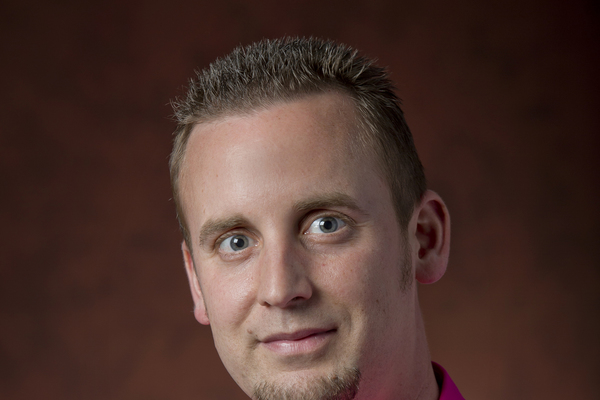 Jason watson career services headshot