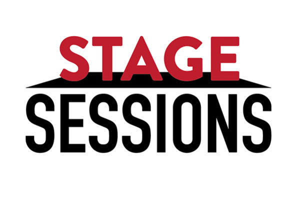Stage sessions logo release