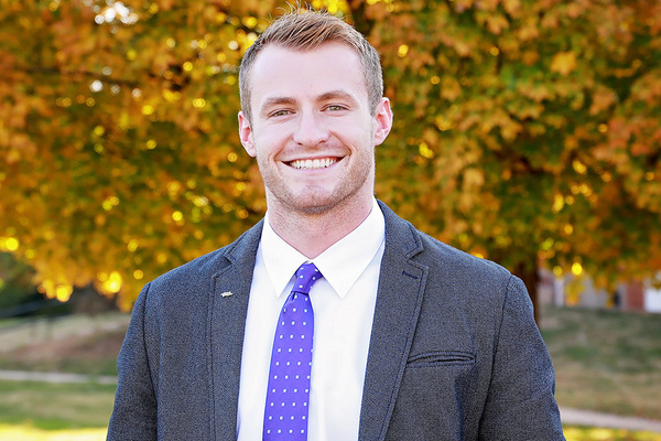 Caleb shipley 2020 linc laureate mck