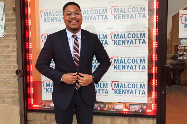 Malcolm kenyatta 1