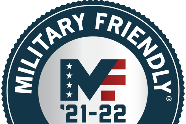 Military friendly 2122 logo