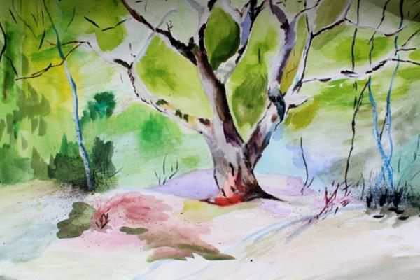 1428597293 zhou  watercolor landscape