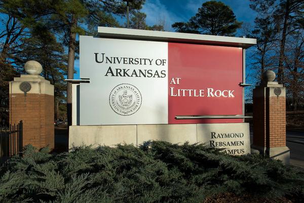 Campus enterance sign 1