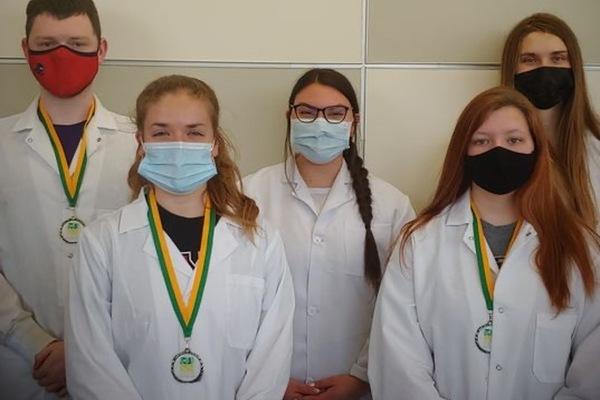 Bio students