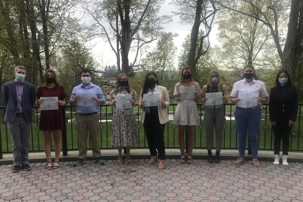 2021 psi chi inductees