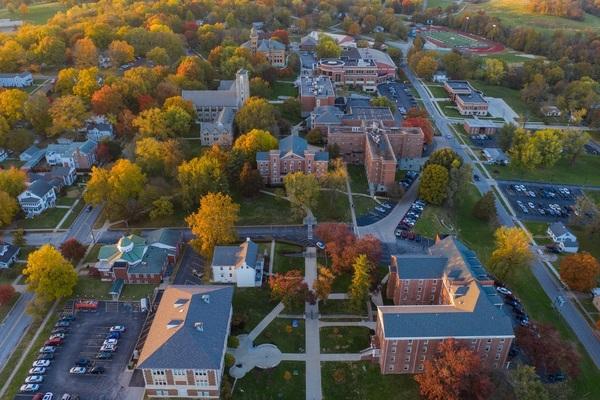 Campus arial