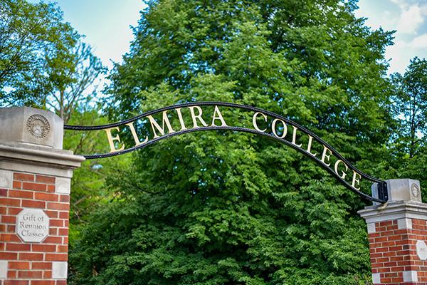 Elmira arch