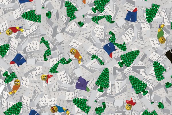 Skibbeejosh lego snow