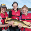 Yorks girls walleye