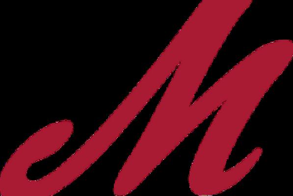 Logo letter red