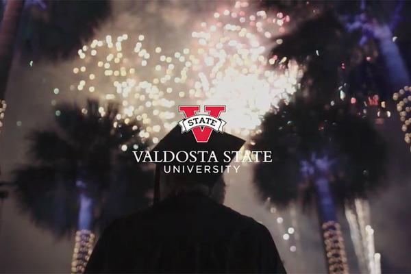Vsu logo fireworks