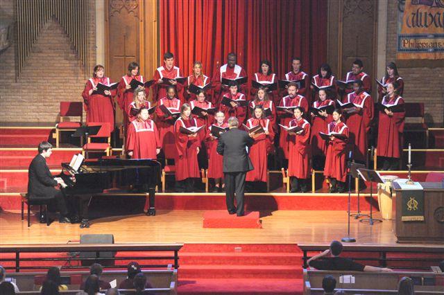 2011 12 chanters