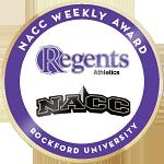 Nacc weekly award