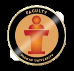 Readmedia badge faculty
