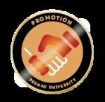 Readmedia badge promotion
