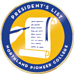 President's List Badge