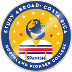 Study In Costa Rica Badge