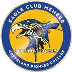 Eagle Club Member Badge