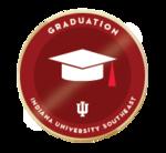 Graduation   merit badge