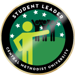 Student leader badge