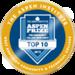 Aspen top10 badge