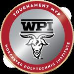 Wpi badge tournament mvp