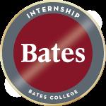 Bates badge template internship