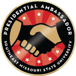 Merit presidential ambassador badge