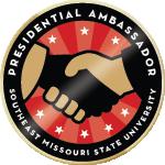 Merit presidential ambassador badge