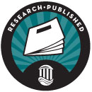 Research published