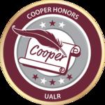 Ualr cooper honors