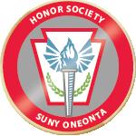 Honor society merit red