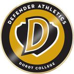 Defender athletics badge