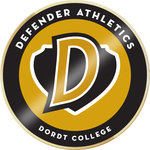 Defender athletics badge
