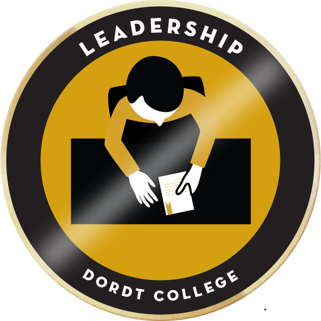 Leadership badge