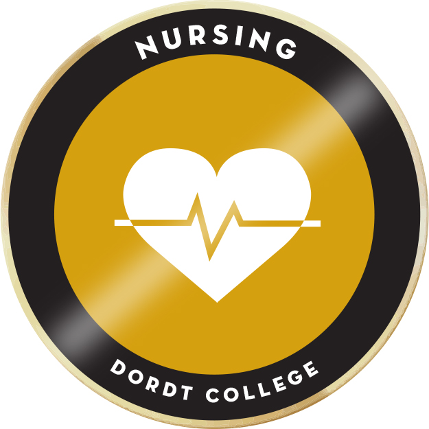 Nursing badge