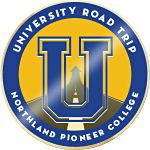 University Road Trip Badge