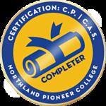 Certificate CP CAS Badge