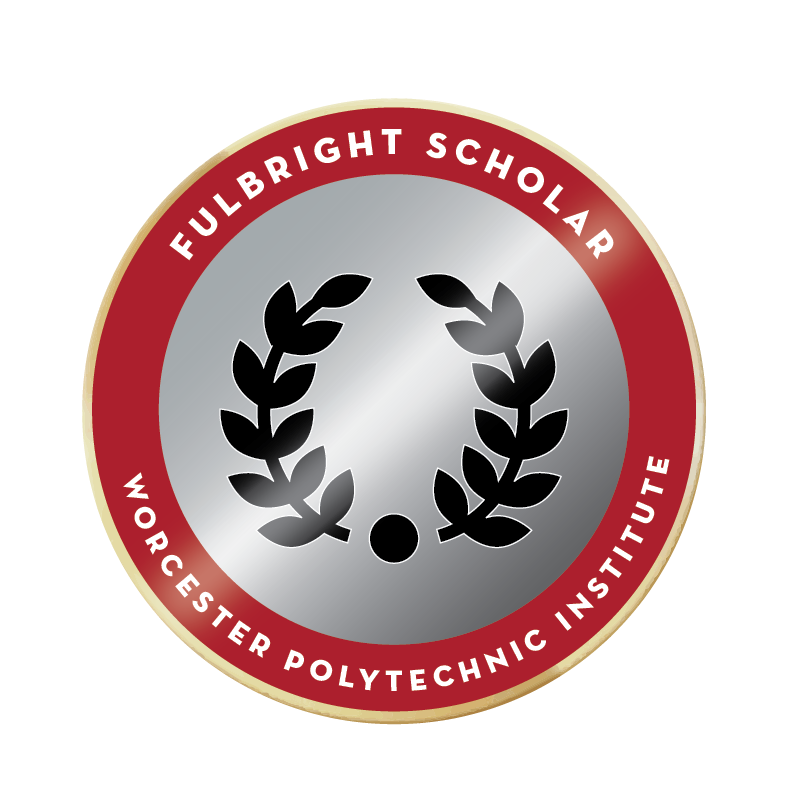 Wpi badge fulbright