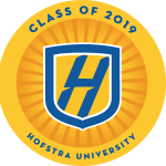 Hofstra badges 2019 outline