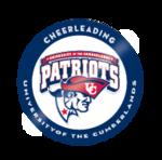 Uc cheerleading badge
