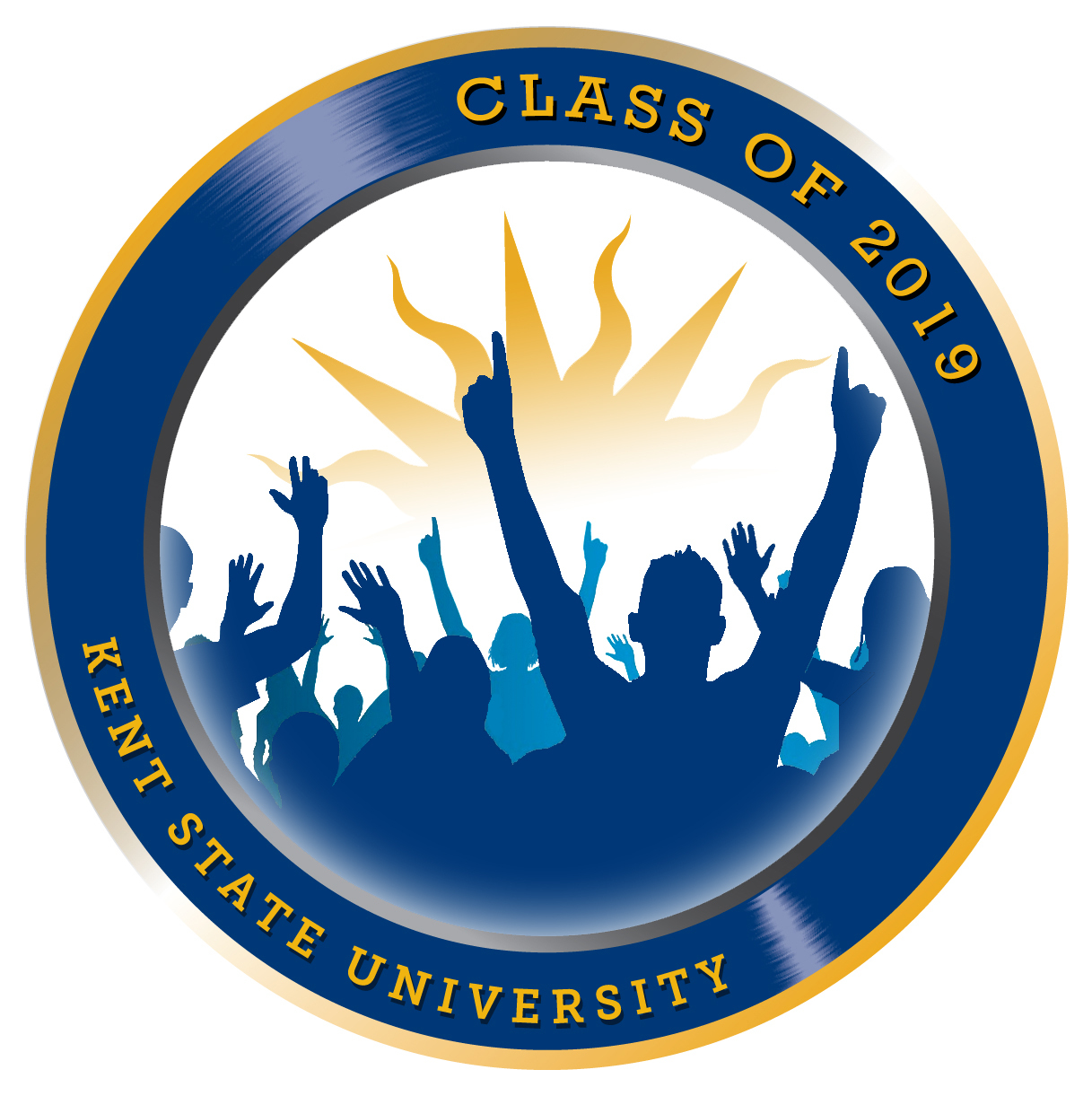 Class of 2019 badge final