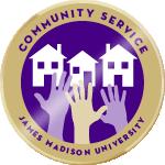 Community service badge highlight 01