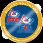Badge fll ftc