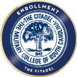 Citadel enrollment badge 01