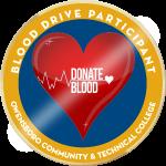 Badge blooddrive